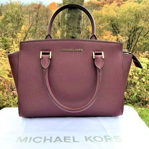 Michael Kors Selma Satchel Medium
